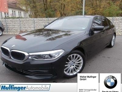 gebraucht BMW 520 i Limousine Sport Line KomfSi DrivAss+ HUD HiFi