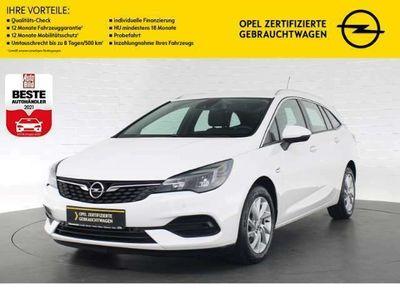 gebraucht Opel Astra ST ELEGANCE TURBO+BLUETOOTH+RÜCKFAHRKAMERA+LED-S