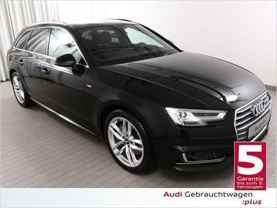 gebraucht Audi A4 A4 Avant 2.0 TDI sport/3xSline/Assistenz/Navi