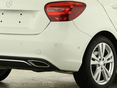 gebraucht Mercedes A180 Urban NAVI.GARMIN+SITZKOMF-PAKET+LICHT.SICHT