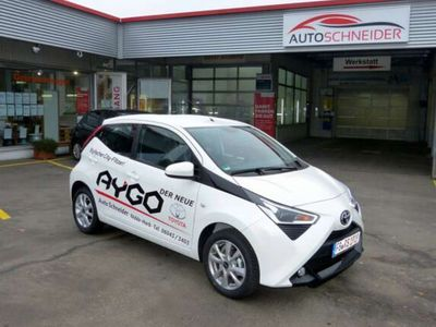 """gebraucht Toyota Aygo X-Play Connect """"Neues Modell"""""""