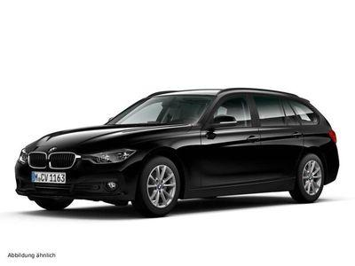 gebraucht BMW 318 d Touring xDrive Advantage AHK+LED+Navi+PDC++