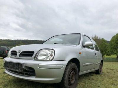 gebraucht Nissan Micra OHNE KLIMAANLAGE