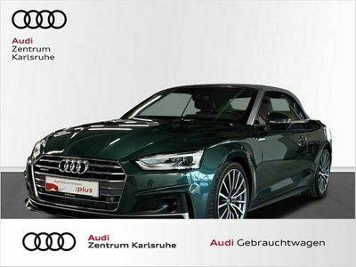 gebraucht Audi A5 Cabriolet design 2.0 TFSI quattro S tronic