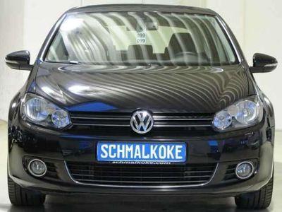 gebraucht VW Golf VI 2.0 TDI DPF HIGHL Climatronic LM17