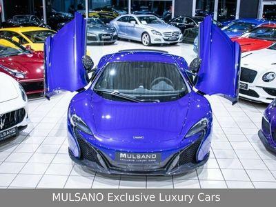 gebraucht McLaren 650S Coupe Racing Seats Alcantara Keramik Carbon