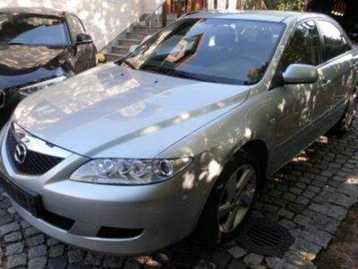 used Mazda 6 2.0 KLIMAAUTOMATIK+TEMPOMAT