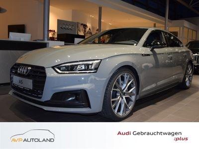 gebraucht Audi A5 Sportback 40 TDI quattro S tronic sport LED