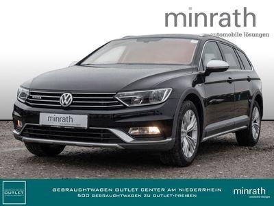 gebraucht VW Passat Alltrack Variant BMT 4Motion 2.0 TDI Navi Massagesitze