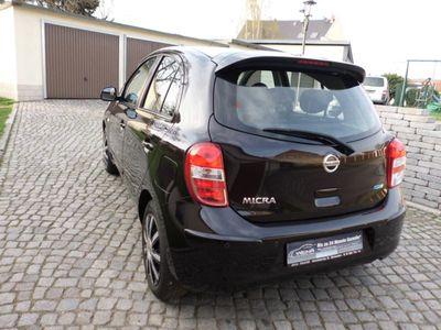gebraucht Nissan Micra Acenta Klimaautomatik Navi PDC