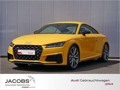 gebraucht Audi TT Coupé 45 TFSI quattro S line Sportpaket S-troni