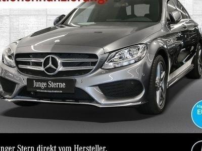 käytetty Mercedes C200 AMG Stdhzg Kamera Navi PTS Sitzh Sitzkomfort