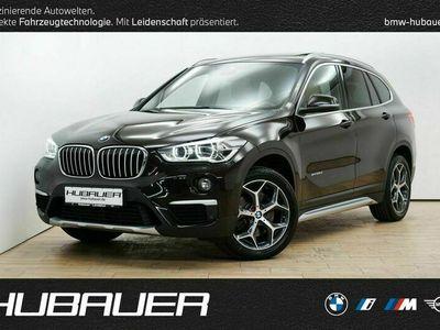 gebraucht BMW X1 xDrive25d A [xLine, Navi, GSD, SHZ, PDC, LED]