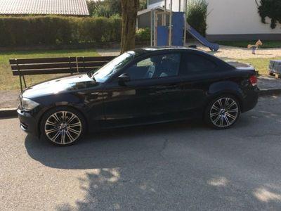 gebraucht BMW 120 Coupé d Coupe Aut. als Sportwagen/ in Oberpöring