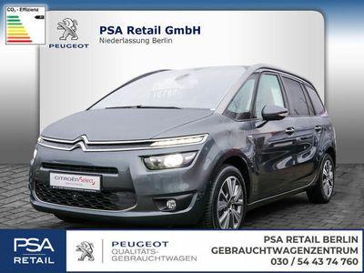 gebraucht Citroën Grand C4 Picasso BlueHDi 120 EAT6 Exclusive