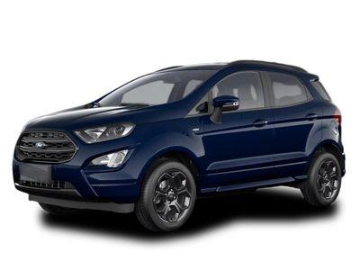 gebraucht Ford Ecosport 1.0 EcoBoost ST-LINE #-29% 1.0 EcoBoost ST-LINE #-29%