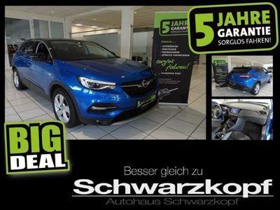 gebraucht Opel Grandland X 1.5 D Innovation LED,Navi,2xKamera