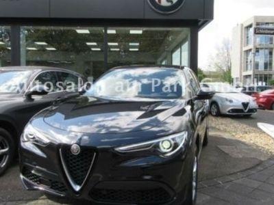 gebraucht Alfa Romeo Stelvio 2.0 Turbo 8AT Xenon*AHK*Navi*AKTION