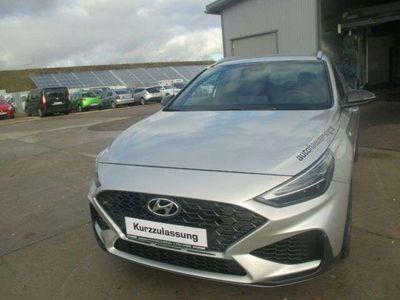 gebraucht Hyundai i30 Kombi 48V M-Hybrid N Line*Voll LED*Kamera*