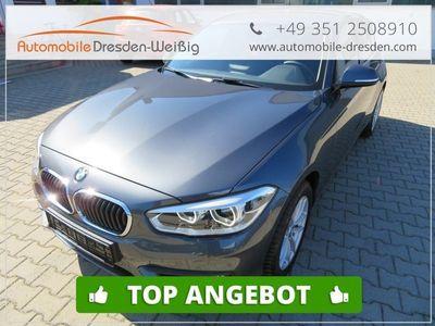 gebraucht BMW 120 dA Advantage*voll LED*Navi*PDC*EU6dTemp
