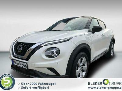gebraucht Nissan Juke DIG-T N-DESIGN 117PS