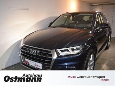 gebraucht Audi Q5 design 3.0 TDI quattro LED*NAVI*EUR6
