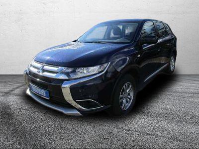 gebraucht Mitsubishi Outlander 2.0 2WD/AHK/WR/Klimaaut.