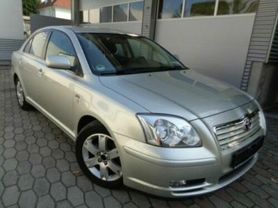 used Toyota Avensis 2.0 D-4D Executive Lim.