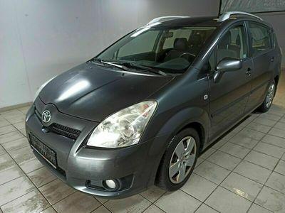 gebraucht Toyota Corolla Verso 2.2-l-D-4D
