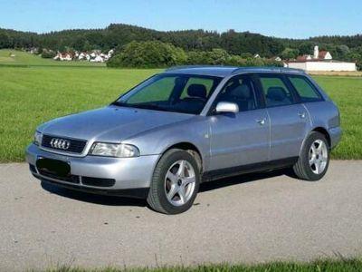 gebraucht Audi A4 b5 avant mit AHK