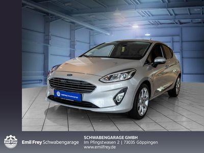 gebraucht Ford Fiesta 1.0 EcoBoost S&S TITANIUM 74 kW, 5-türig