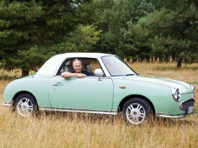 gebraucht Nissan Figaro EZ 4/1991 emerald-green