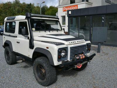 gebraucht Land Rover Defender 2.4 Td4 110 S Hard Top Umbau 4Sitzer