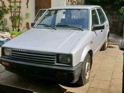 gebraucht Daihatsu Charade Diesel Bj. 1984