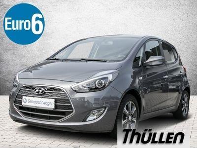 gebraucht Hyundai ix20 Trend Blue 1.4 Benzin Klima Radio