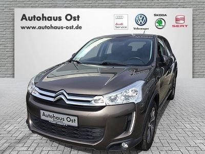 gebraucht Citroën C4 Aircross 1.6HDI 84kW 4WD Tendance Navi Climatronic