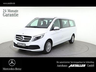 gebraucht Mercedes V250 d XL Extralang MOPF+elSchiebtür/Heckkl+8Si