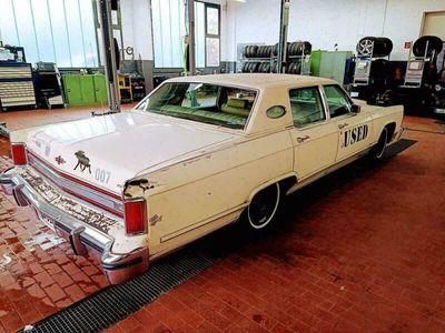 gebraucht Lincoln Town Car ContinentalCartier 400 V8 als Limousine in Markkleeberg