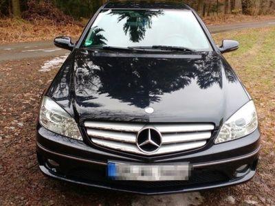 gebraucht Mercedes CLC180 Kompressor 8-fach bereift