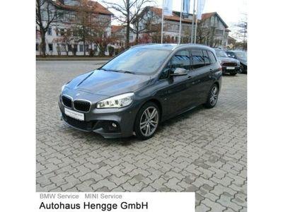 gebraucht BMW 220 d xDrive,M Sport,HUD,DAB,LED,7Sitzer,Panorama