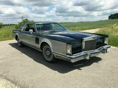 gebraucht Lincoln Continental ContinentalV - 1978 - Big Bl...