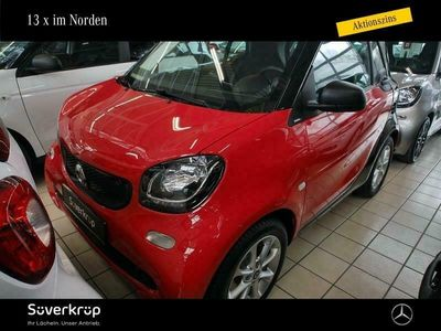 gebraucht Smart ForTwo Electric Drive forTwo Ganzjahresreifen*Klima*PDC