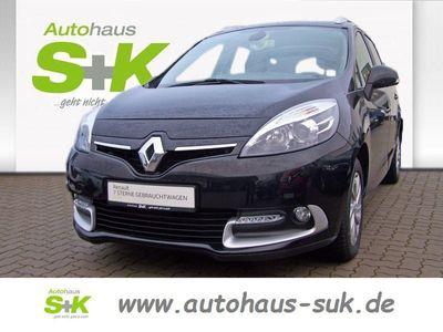 gebraucht Renault Grand Scénic dCi 110+7-Sitzer+Automatik+Klimaautom. ABS