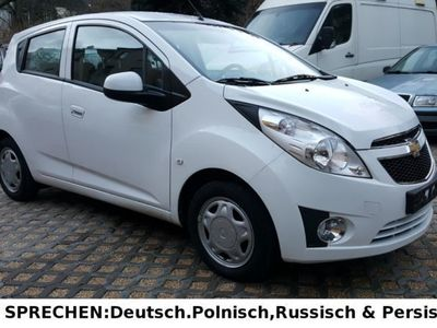 gebraucht Chevrolet Spark LS++5 Türig++Klima++Euro 5 kat++Tüv.03.18+