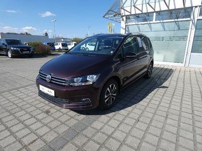 gebraucht VW Touran IQ.DRIVE 2.0 CL KLIMA NAVI