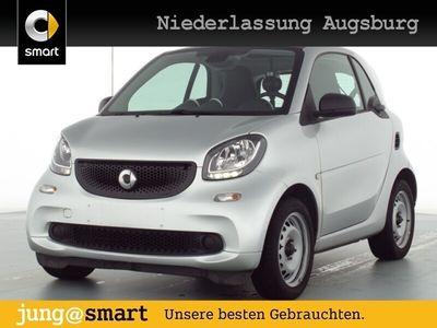 gebraucht Smart ForTwo Coupé coupé 52kW DCT cool&Media SHZ Pano als Sportwagen/ in Augsburg