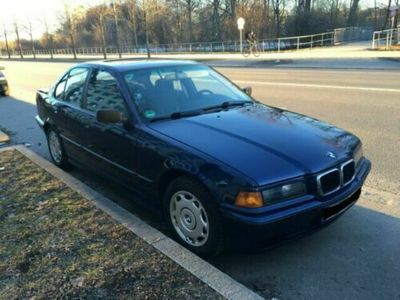 second-hand BMW 316 i