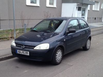 gebraucht Opel Corsa 1.0 12V