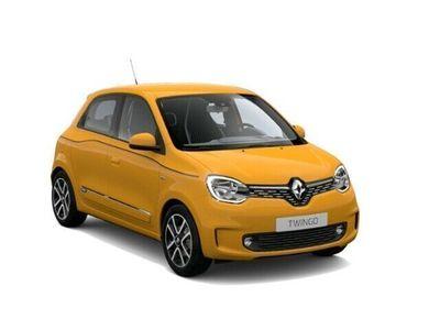 gebraucht Renault Twingo Intens SCe 75 EU6d-T Klima Temp AUX USB E