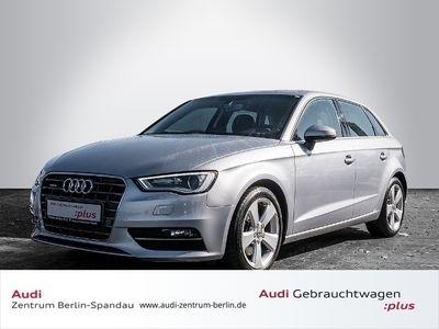 gebraucht Audi A3 Sportback 2.0 TDI quat. Ambition S tronic *NAVIplus*